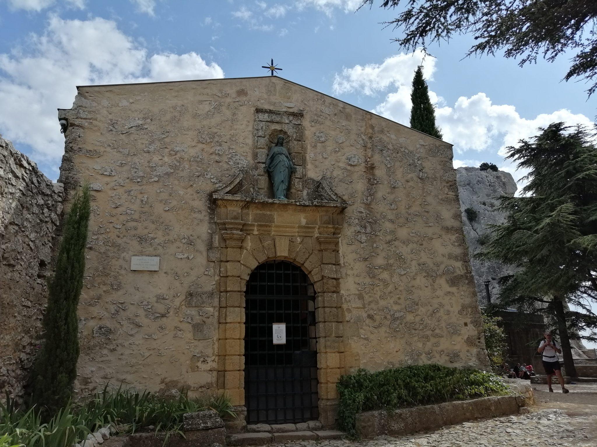 Chapelle Ste Victoire