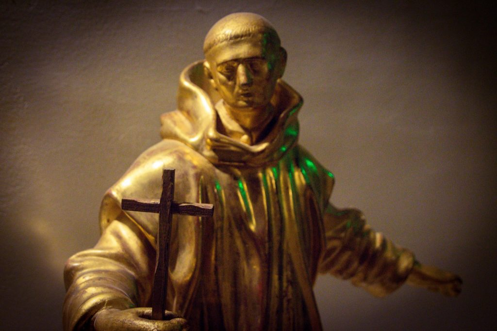 Statue St Bruno