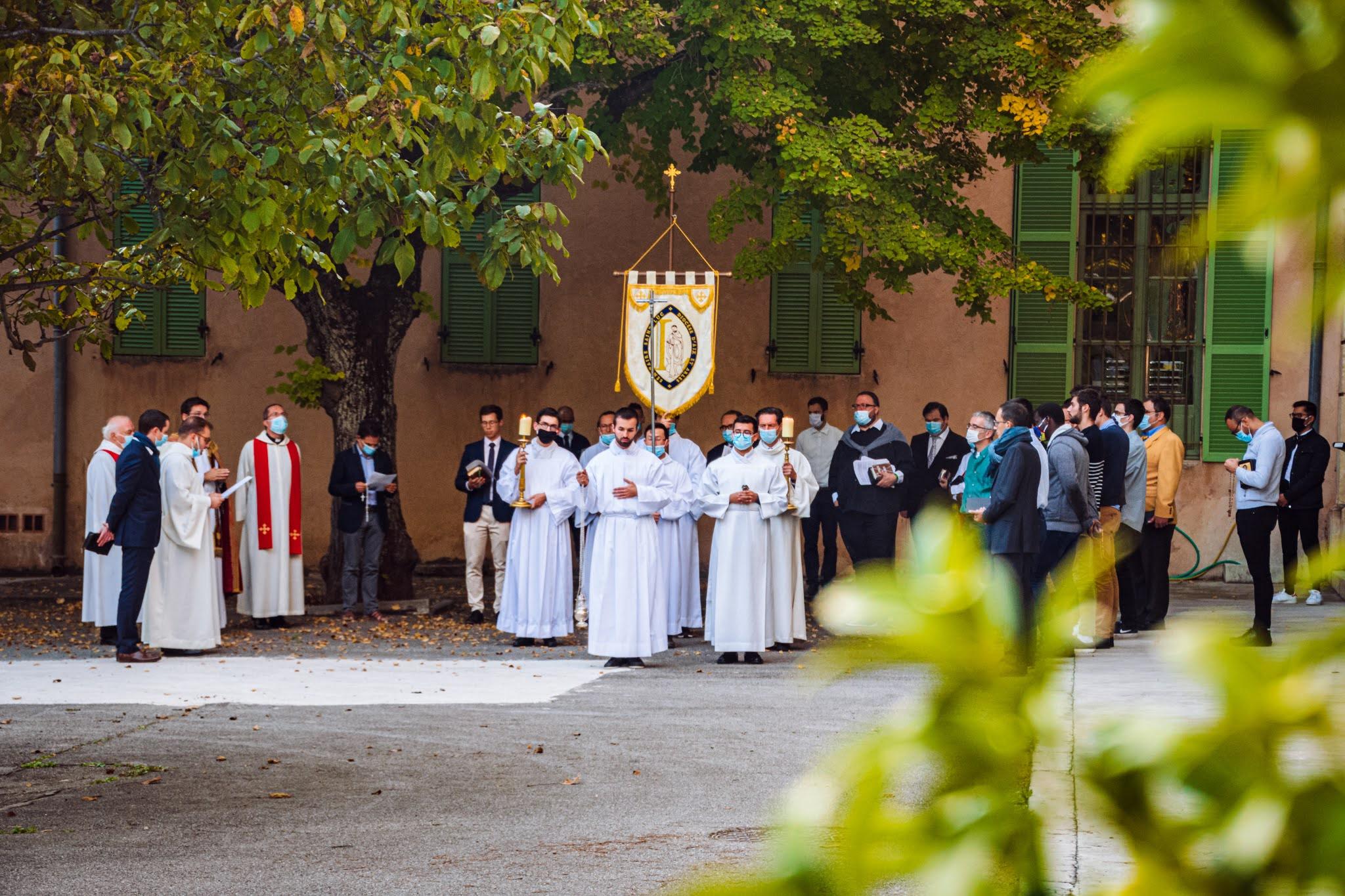 Procession St Luc